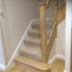 STAIRCASE REFURB THORNTON CLEVELEYS