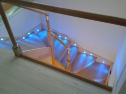 STAIRCASE IN FAIRHAVEN LYTHAM