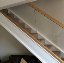 STAIRCASE REFURBISHMENT WREA GREEN