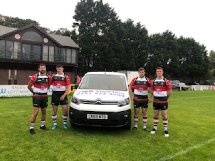 Sponsors of Firwood Waterloo Rugby Club