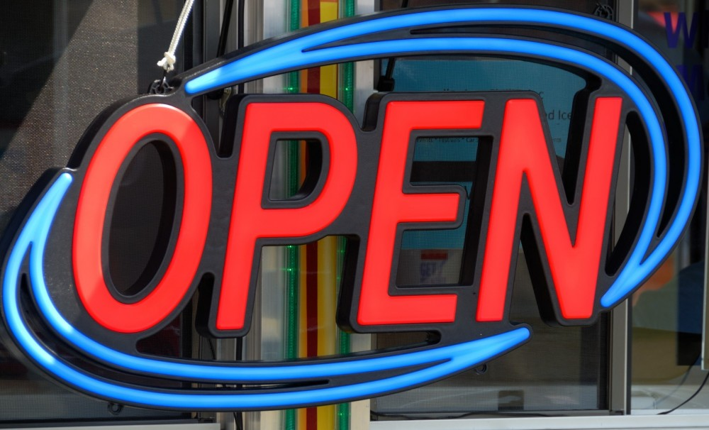 Normal opening hours resume