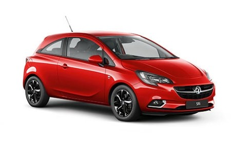 Vauxhall Corsa SRi 3dr
