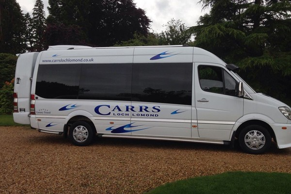 Mercedes Sprinter 14 Seater