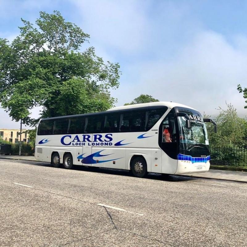 Luxury 49 -70 seater coach