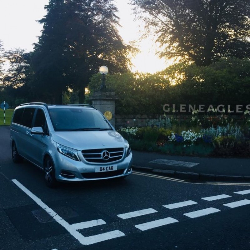 Mercedes V Class (7 seater) 2 available