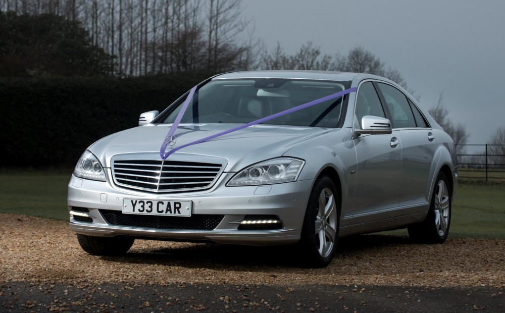 Mercedes S Class Long Wheelbase (2 Available)
