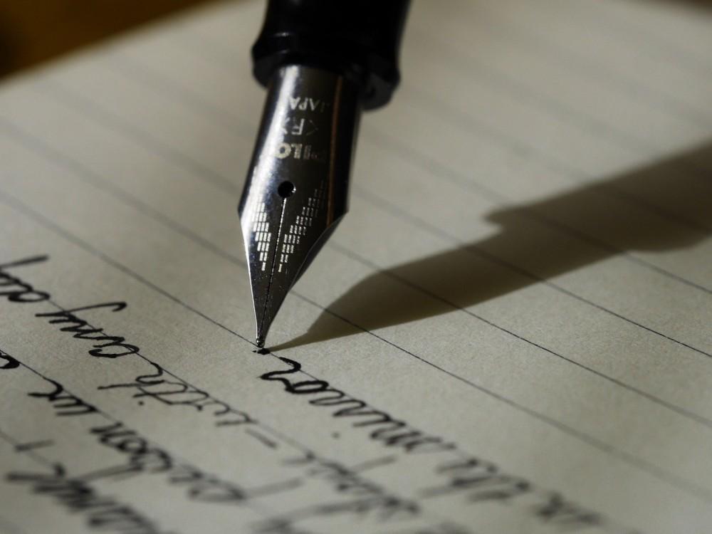 My writing progress