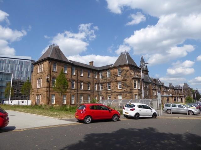 Queen E University Hospital, Glasgow.