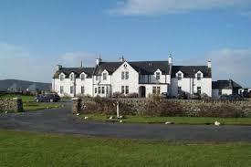 Machrie Hotel, Isle of Islay.