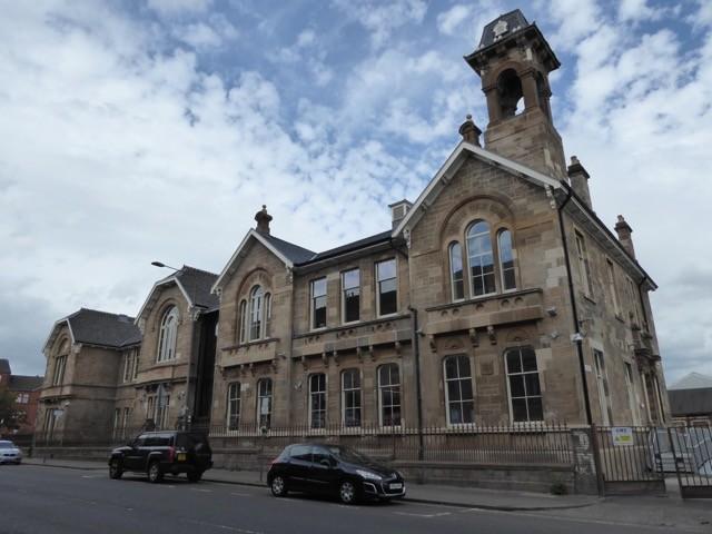 Westmuir Street School, Glasgow.