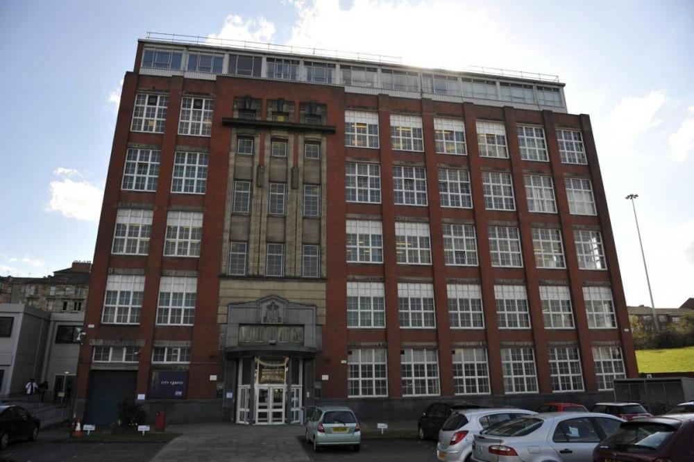 GSoA - Telford Building, Glasgow.