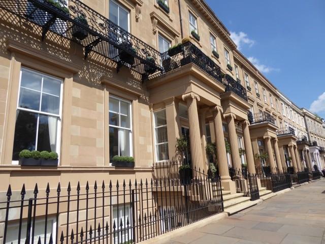 9 & 10 Claremont Terrace, Glasgow.