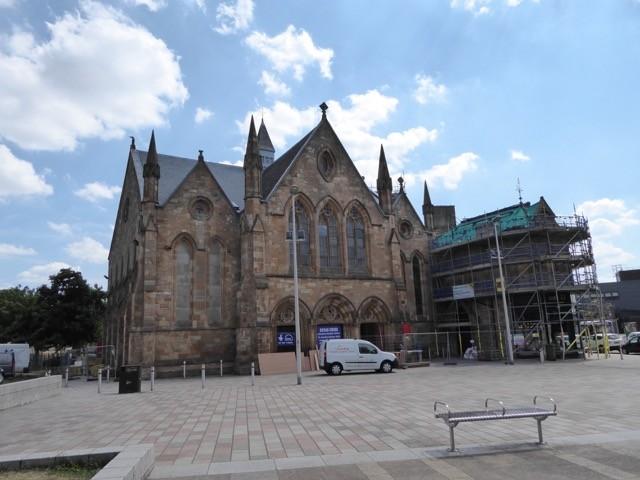 Govan & Linthouse Church, Glasgow.