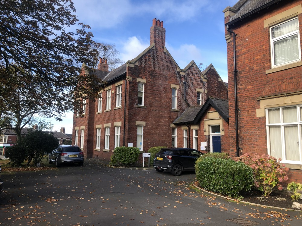 Derby House, Lytham Road, Fulwood, Preston PR2 8JE