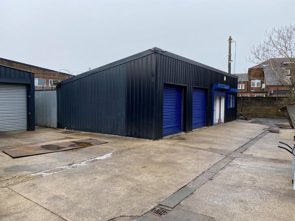 Units 1-5 Terrace Street, Off Ribbleton Lane, Preston PR1 5LJ