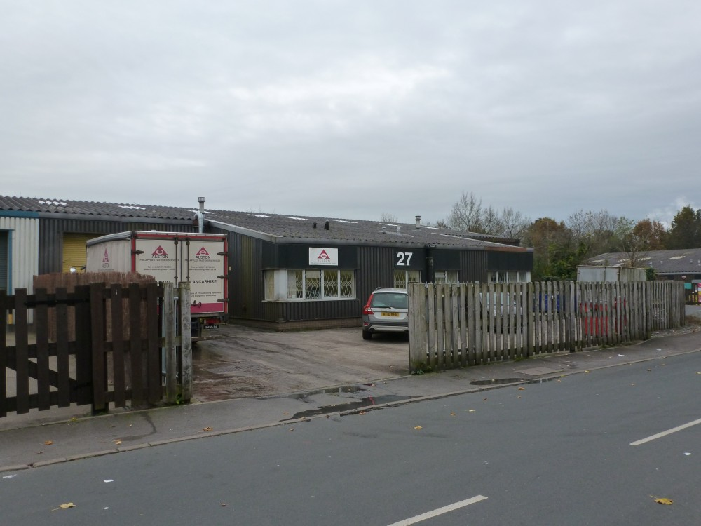 27 Roman Way Industrial Estate, Longridge Road, Preston PR2 5BD
