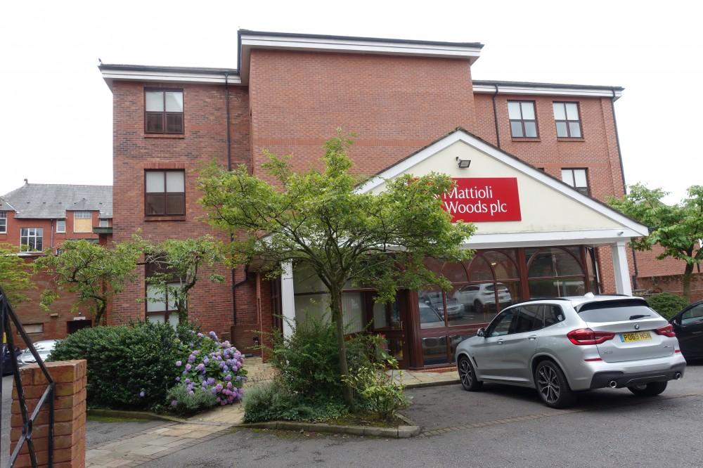 Lanson House, Winckley Gardens, Mount Street, Preston PR1 8RY
