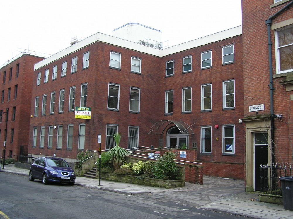 2nd Floor, Derby House, 12 Winckley Square, Preston PR1 3JJ