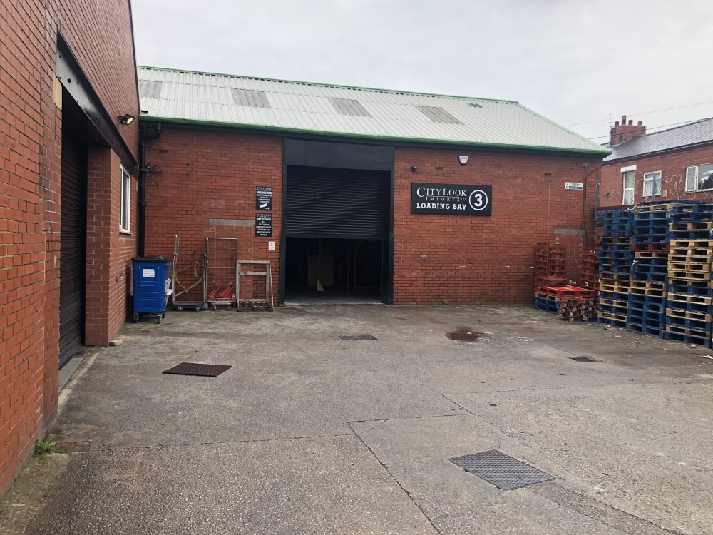Harrison Trading Estate, Longworth Street, Preston PR1 5DL