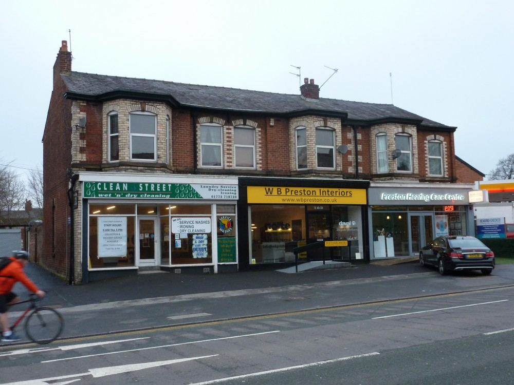 159-167 Garstang Road, Fulwood, Preston PR2 3BH