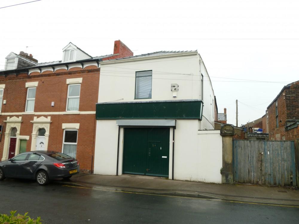 2A Andrew Street, Preston PR1 5HU
