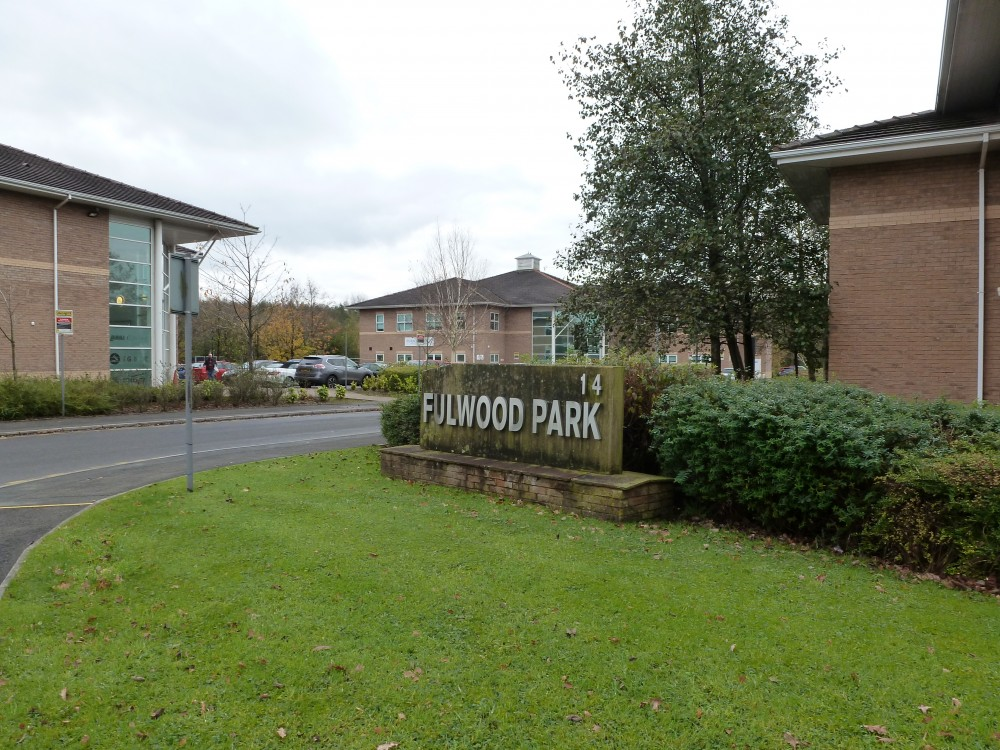 3 Fulwood Office Park, Caxton Road, Fulwood, Preston PR2 9NZ