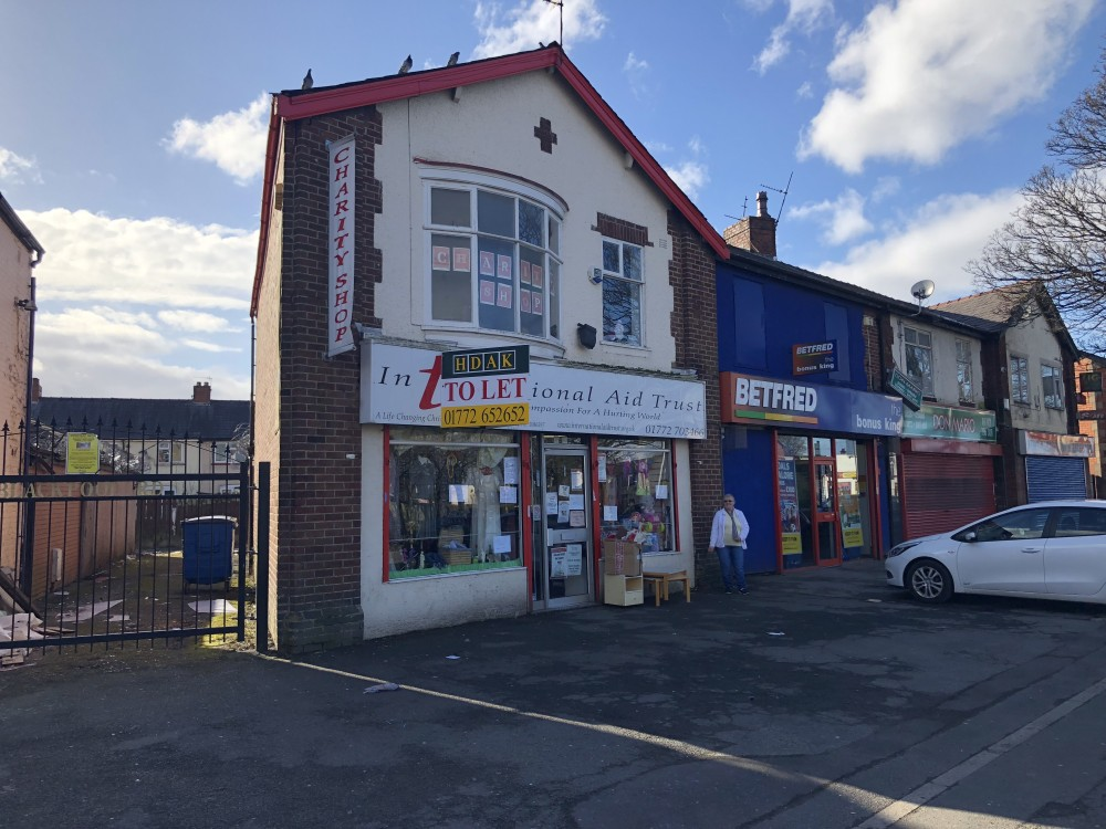 45 Blackpool Road, Preston PR2 6BU