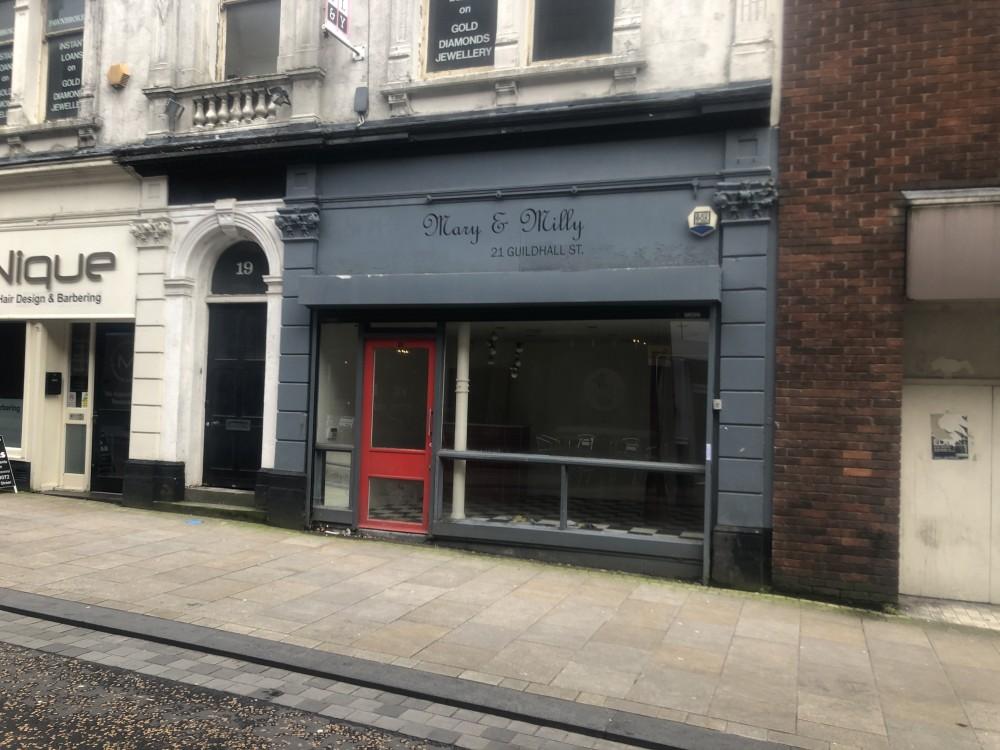21 Guildhall Street, Preston PR1 3NU