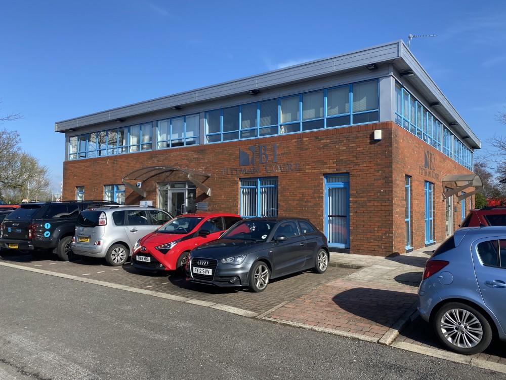 First Floor Office Suite  B1 Pittman Court  Pittman Way  Fulwood  Preston  PR2 9ZG