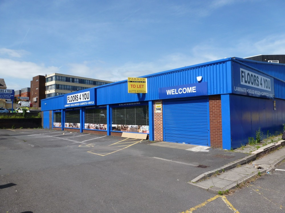 100-108 Corporation Street, Preston PR1 2UP