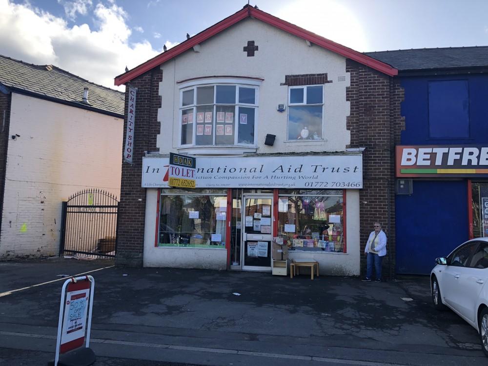 45 Blackpool Road, Preston PR2 6BU