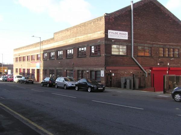Fylde Road Industrial Estate, 178 Fylde Road, Preston  PR1 2TY