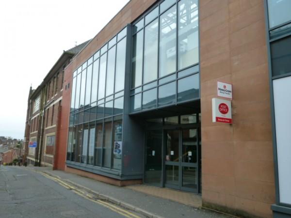 Urban Exchange, Theatre Street/Mount Street, Preston PR1 8BQ
