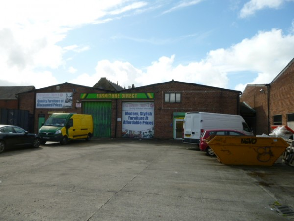 Units 4A and 4B Ribbleton Lane Trading Estate, Crook Street, Preston PR1 5LS