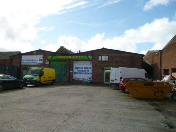 Units 4A and 4B Ribbleton Lane Trading Estate, Crook Street, Preston PR1 5LS