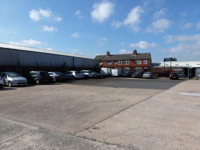Harrison Trading Estate Longworth Street, Preston, Land extending to approx 800 sq yds
