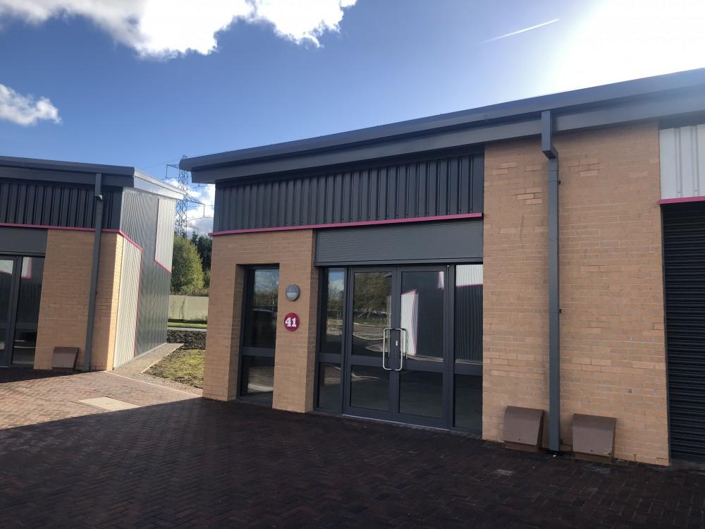 Unit 41 Momentum Business Centre, South Rings, Bamber Bridge, Preston PR5 6DA