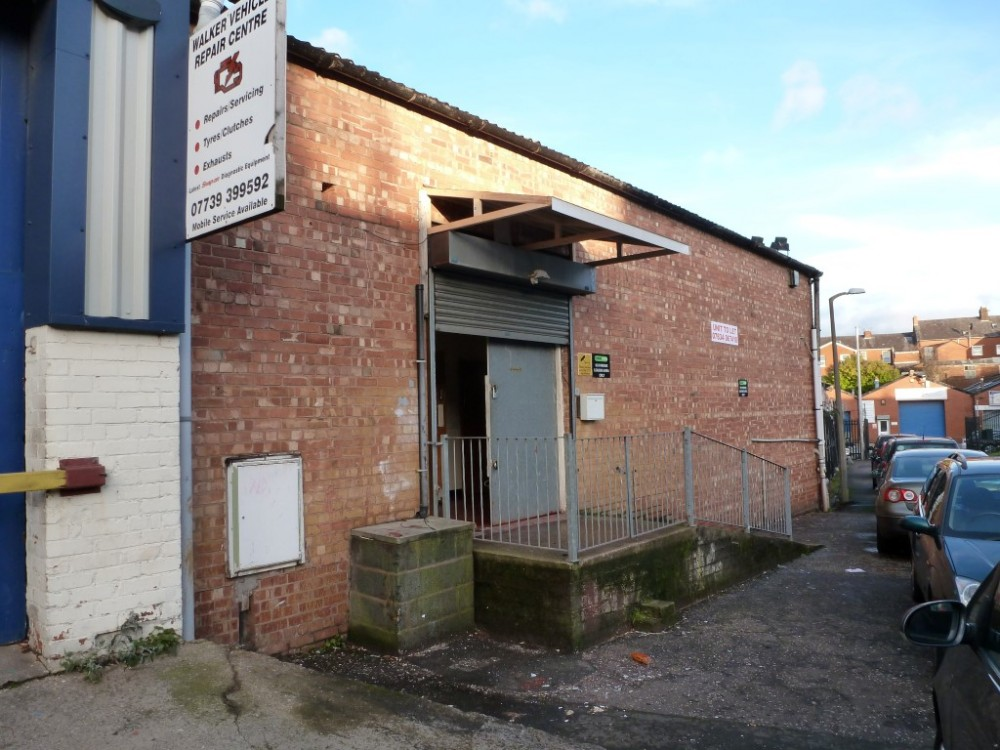 Unit 1 Canute Street, Preston PR1 1PL