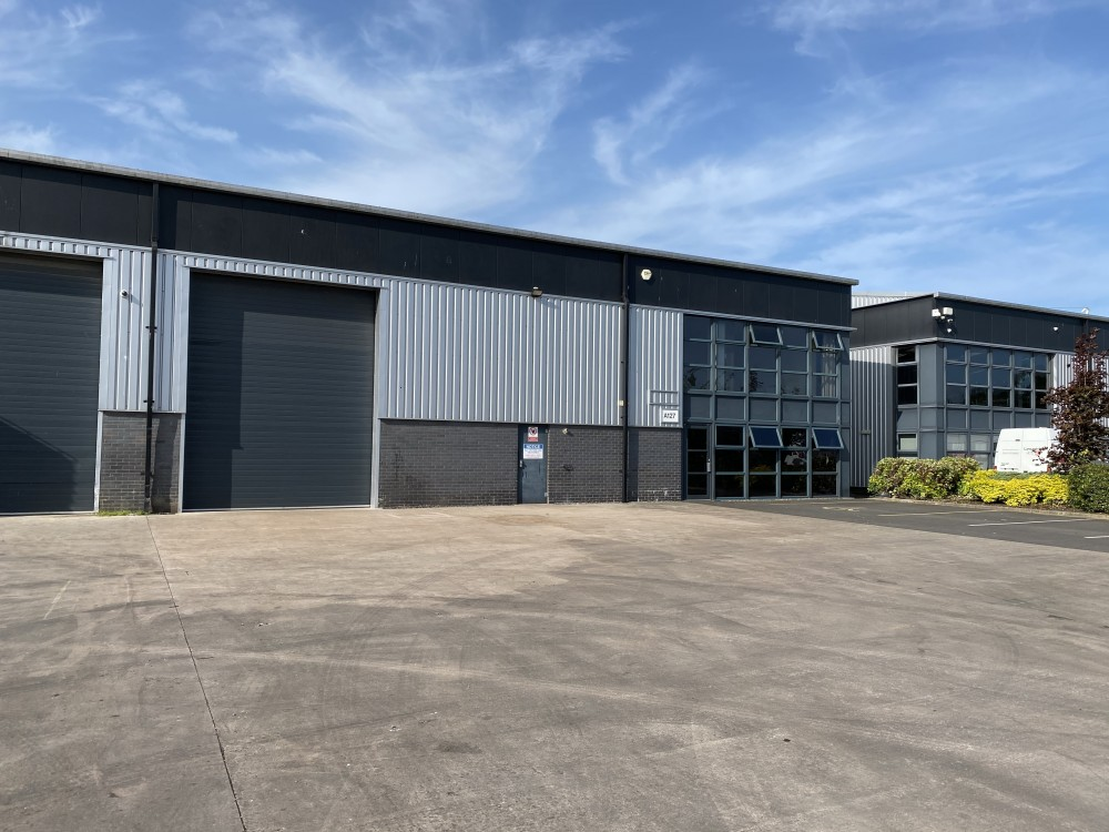Unit A127 Tustin Way, Red Scar Business Park, Preston PR2 5LX
