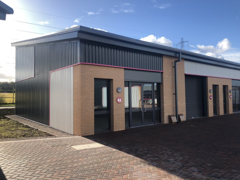Unit 41 Momentum Business Centre, South Rings, Bamber Bridge, Preston PR5 6DA