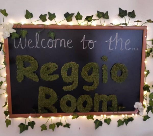 Reggio Room (2-3's)