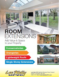 The New Lee Kelly Room Extension Brochure Has Landed!