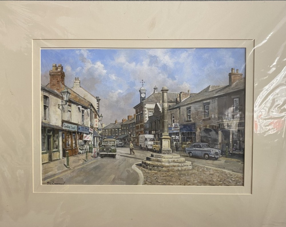 The Market Place, Garstang