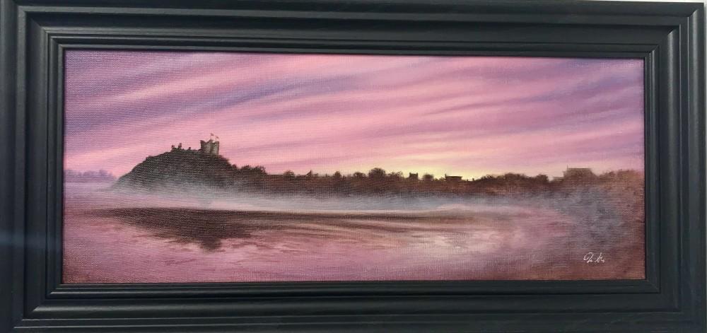 Oz Ali Criccieth Castle