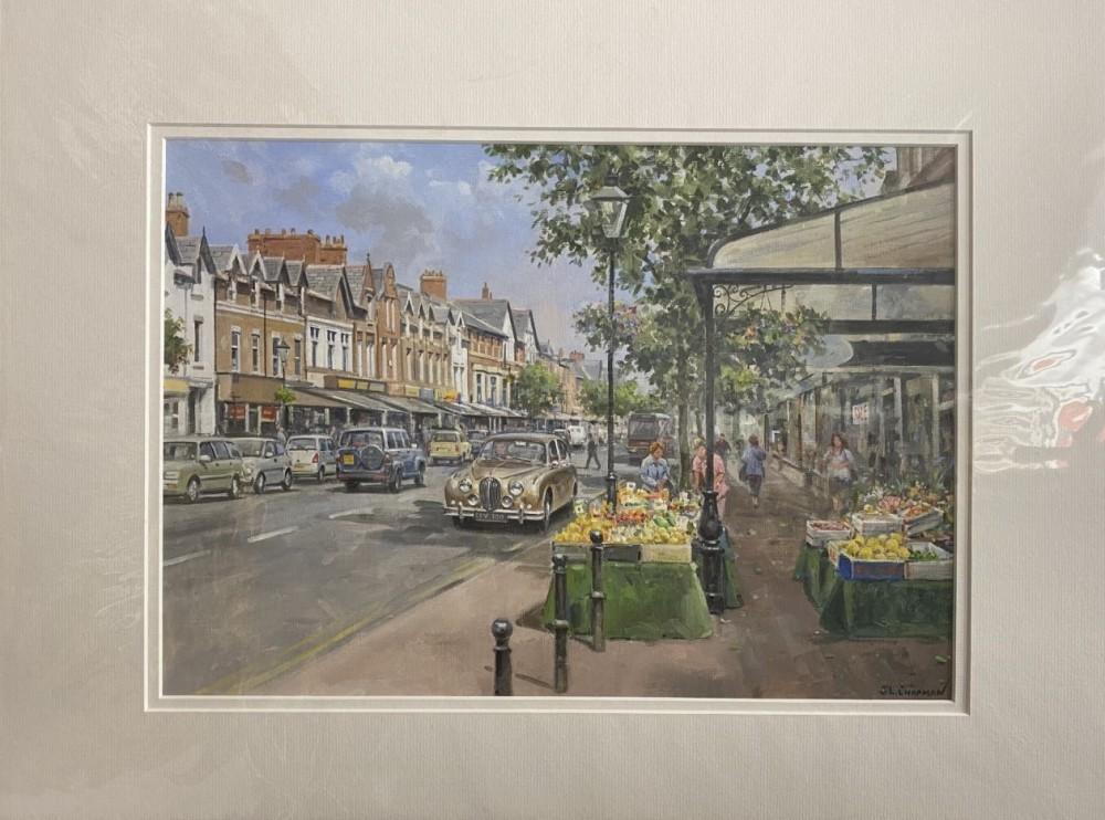 Clifton Street, Lytham