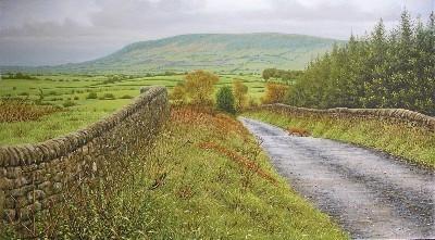 Longridge Fell from Beacon Fell
