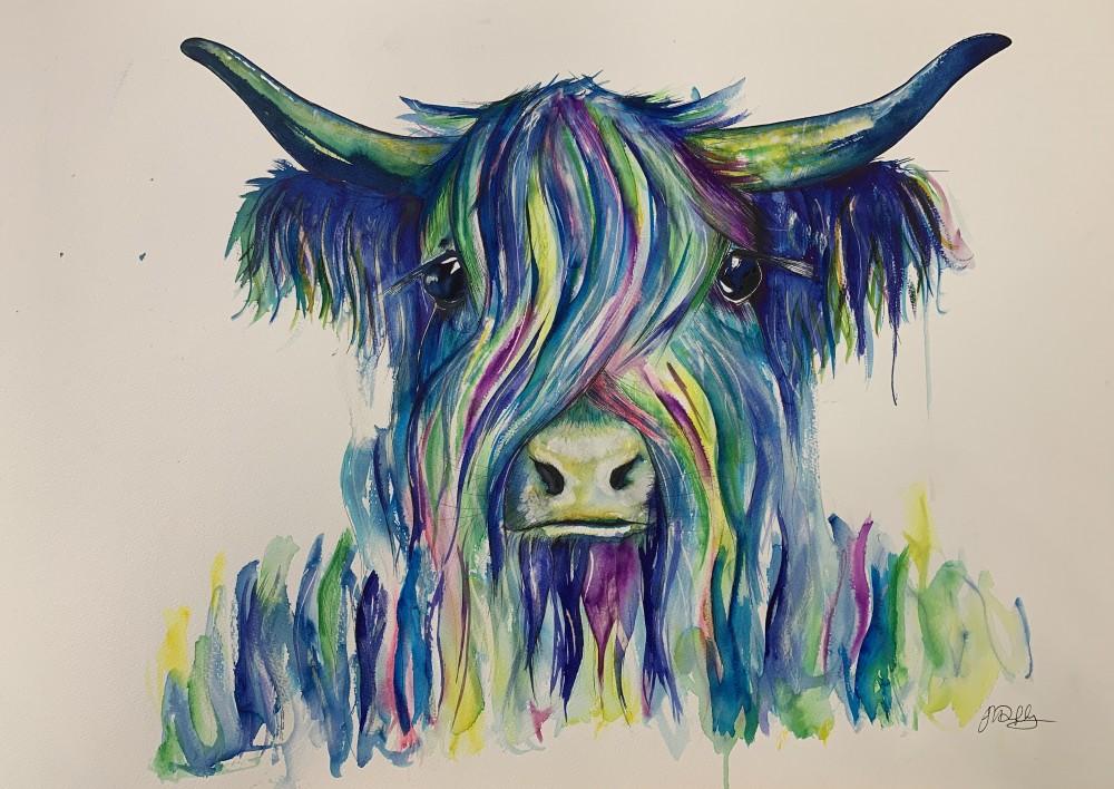 Duffy Highland Cow