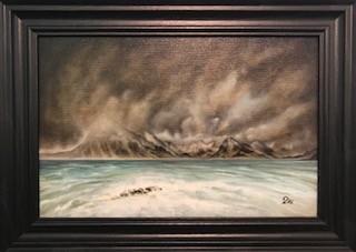 Storm Over Elgol (Skye)