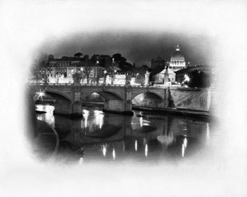 City Lights - Rome