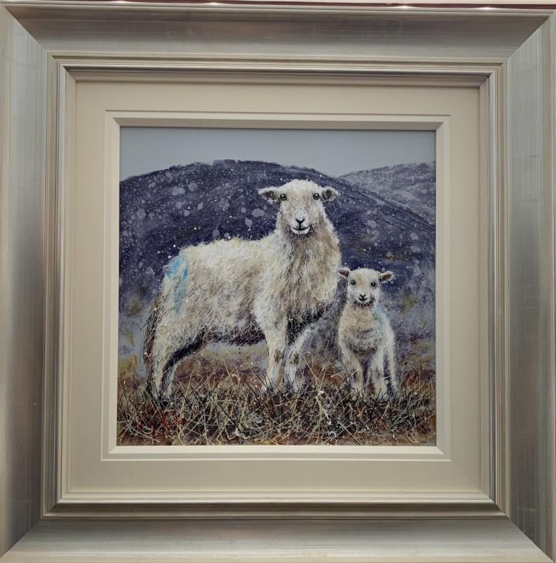 Ewe and mini me